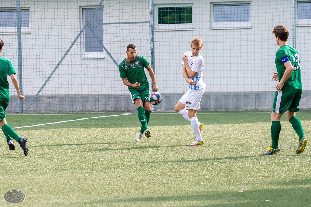 25.08.2019 Cup Aspern - Maccabi
