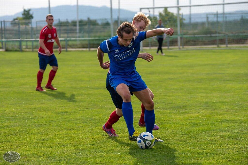 22.09.2019 Kapellerfeld - Maccabi