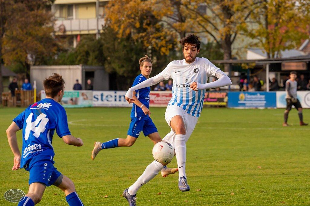 17.11.2019 Essling - Maccabi